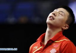 ma long dejected
