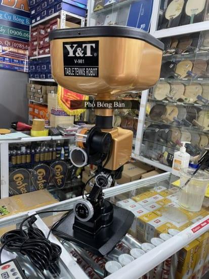 Máy bắn bóng bàn Y&T V-981 (1)